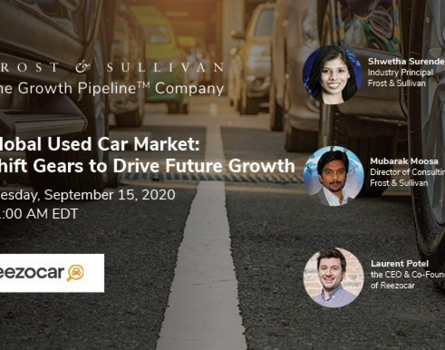 Mobility Experts Present the Full Potential of Digitizing the Global Used Car Industry