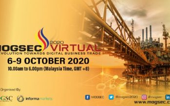 MOGSCEC Virtual 2020 will be held on 6-9 October 2020