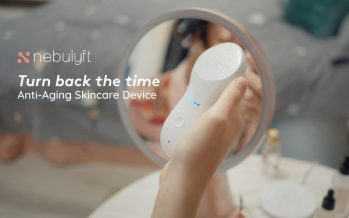 Nebulyft® Skincare Device Set to Transform the Anti-Aging Landscape