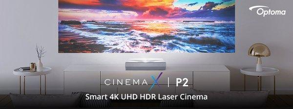 Optoma CinemaX P2 Coming Soon in Australia