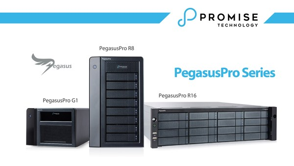 PROMISE PegasusPro Is A Game Changer for Post Production Collaboration