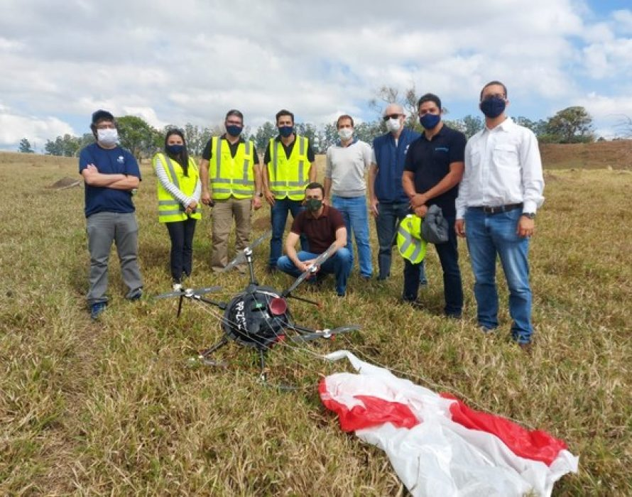 Regulators Approve Brazil's First Drone Delivery Operation to Company Using ParaZero Safety System