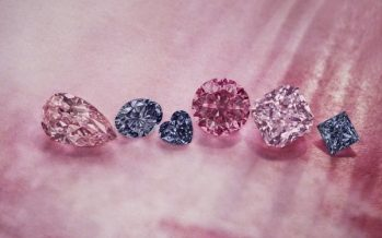 Rio Tinto previews its annual showcase of Argyle pink, red, violet and blue diamonds to exclusive clientele