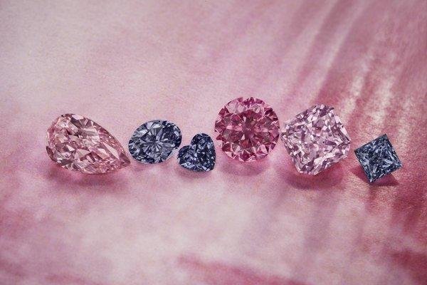 Argyle Pink Diamonds Tender 2020 Heroes