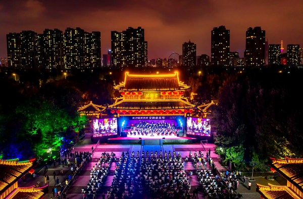 The 6th Hun River Symphony Music Festival opened grandly in Shenyang on the evening of September 4th.