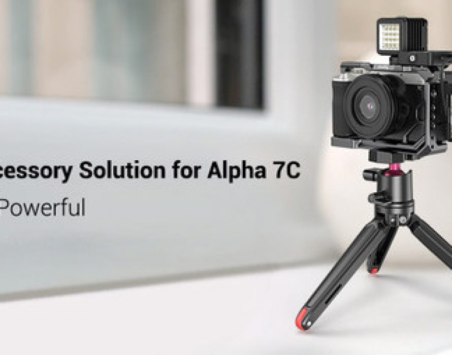 SmallRig Releases Exclusive Accessory Solution for Sony Alpha 7C
