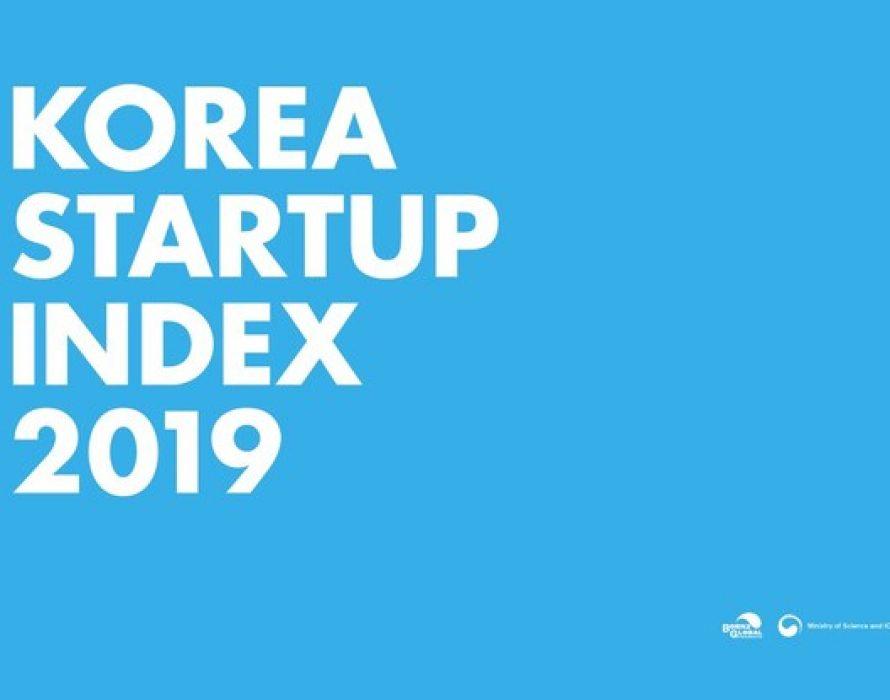 Startup Ecosystem Report: Born2Global Centre Releases Korea Startup Index 2019