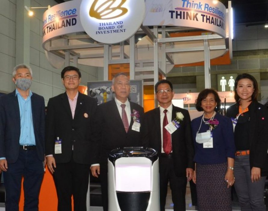 Strong Business Matching Results at Thailand Subcon Show Despite COVID-19, BOI Says