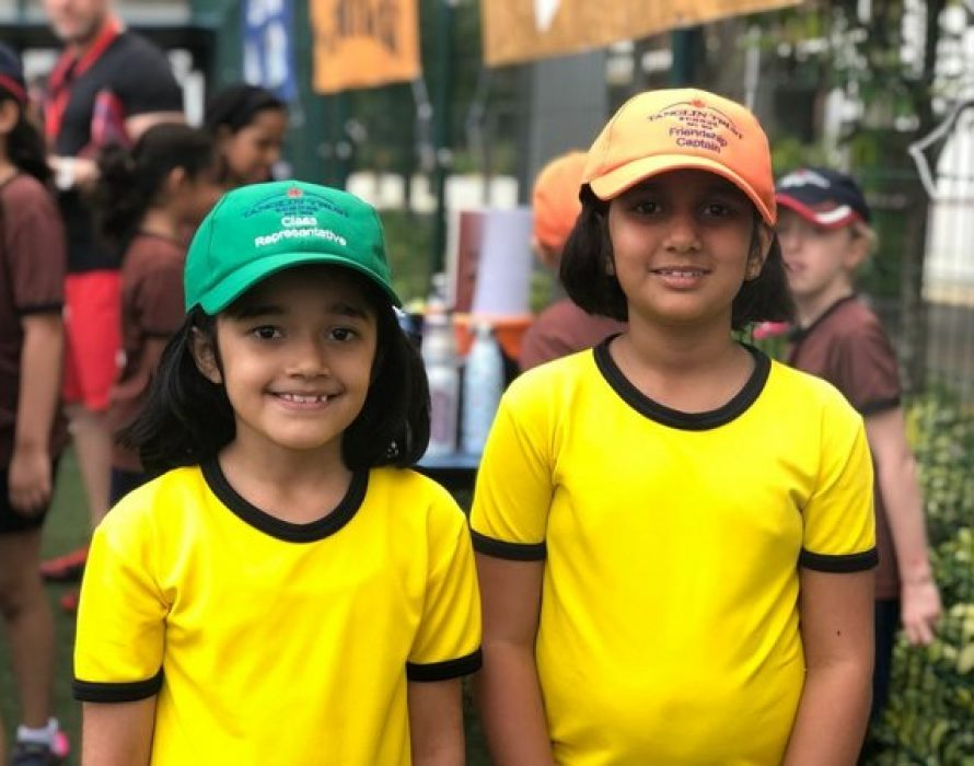Tanglin Trust Junior School Achieves Rights Respecting: Gold Accreditation