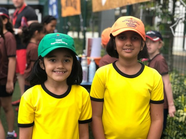 Tanglin children have a range of leadership opportunities including the School Council, Class Representatives and Friendship Captains.