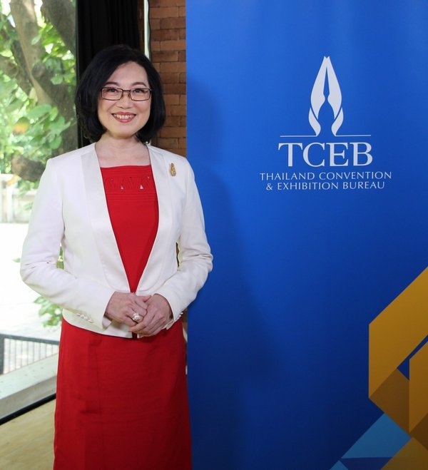 Mrs. Nichapa Yoswee, Senior Vice President – Business of TCEB