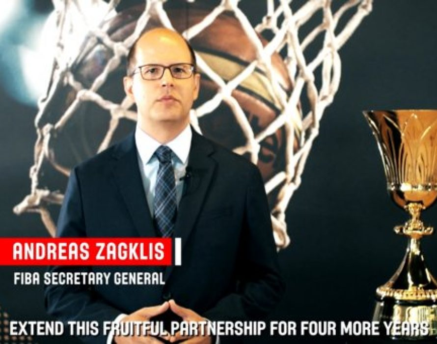 TCL Extends Cooperation with FIBA, Switching on Unlimited Possibilities