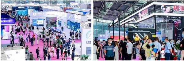 Exhibition Site - LED CHINA 2020