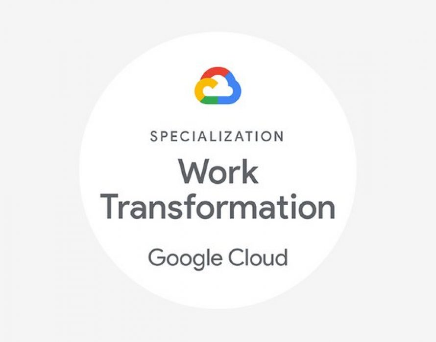 """TS Cloud is honored with Google Cloud Partner """"Work Transformation"""" Specialization"""