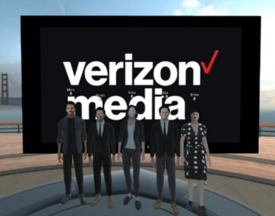 Verizon Media Hosted Hong Kong's city-first 5G Immersive Cross-Realm Virtual Event