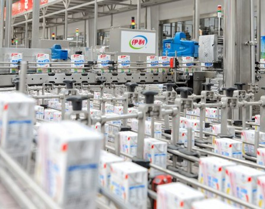 Yili Enters Top 5 Global Dairy Companies and Remains First in Asia