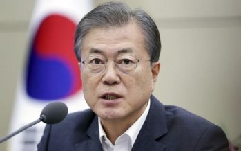 President Moon vows firm response to threats to S. Koreans' lives, safety
