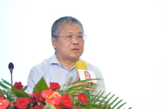 Hou Ming, Director of the CPPVS