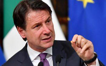 Italy's Premier unveils new measures against virus surge