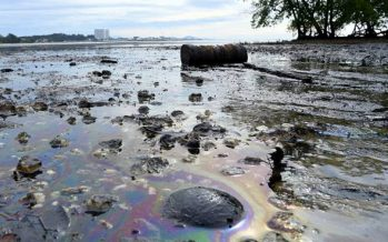 Oil spill: Clean-up works at Pantai Cermin to stop as beach recovers