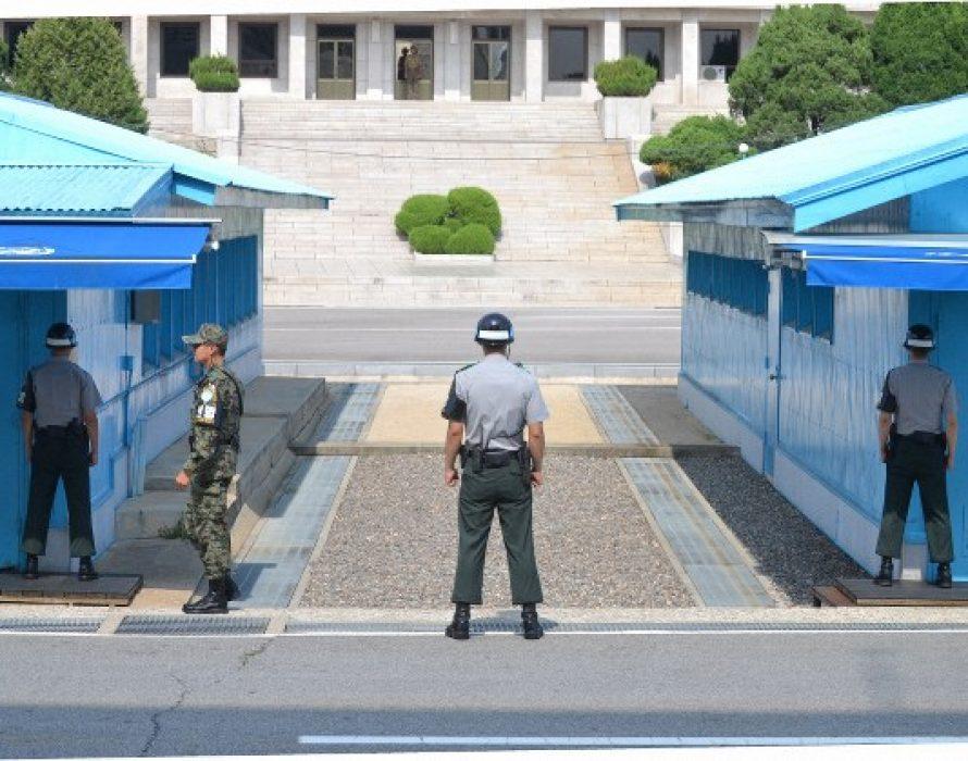 Tours to inter-Korean border village of Panmunjom to resume next month