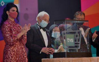Abdul Taib launches TV Sarawak