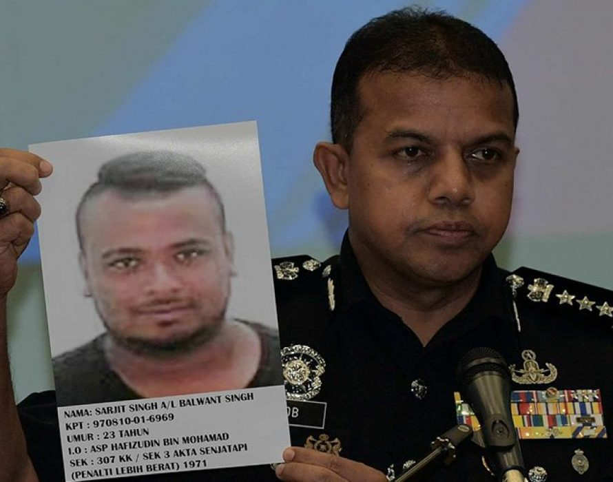 Cops looking for 'Geng 21' member involved in attempted robbery and murder