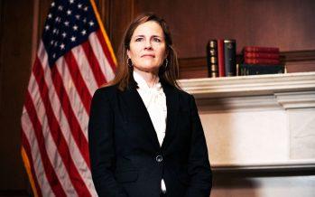 US Senate confirms Amy Coney Barrett to Supreme Court
