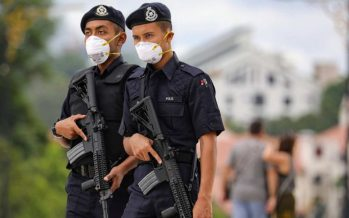 Covid-19: More than 10,000 police personnel in quarantine