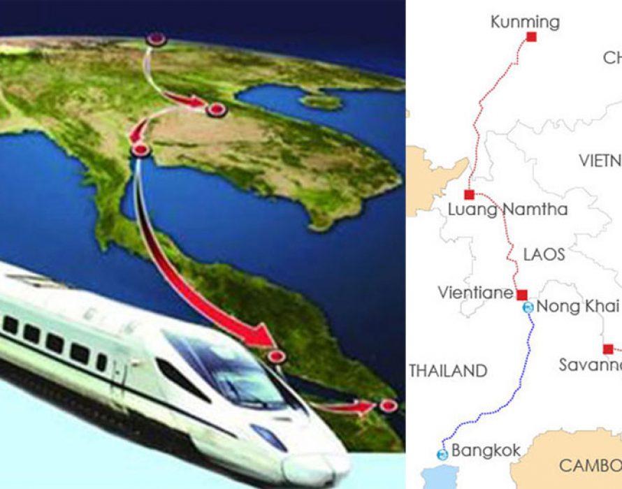 Thailand dan China jalin kerjasama bina projek HSR