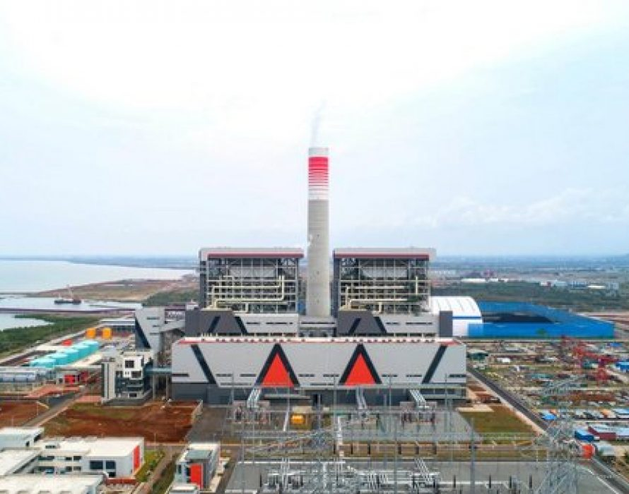A Megawatt Unit of Indonesia Java No.7 Coal-fired Power Generation Project fully Put into Operation