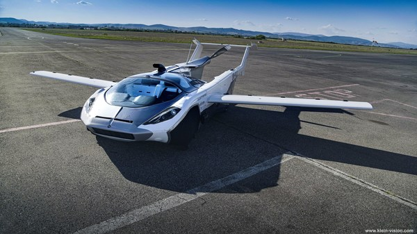 AirCar - The Flying Car Passed Flight Tests. Next Stop: Driving a New Market