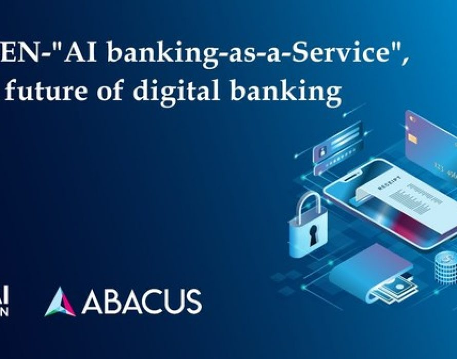 'AIZEN' AI banking-as-a-Service, Empowering data platform to launch lending services