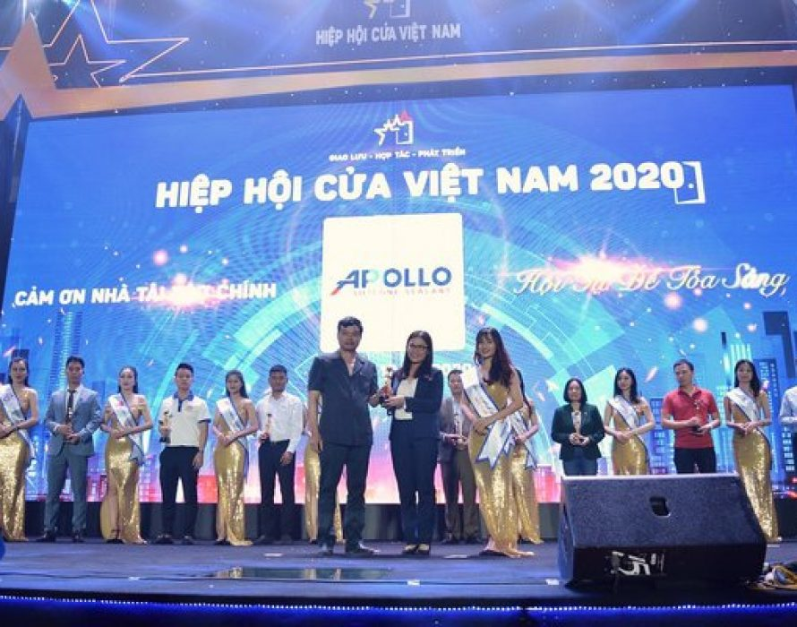 Apollo Silicone officially joined the Vietnam Door Association