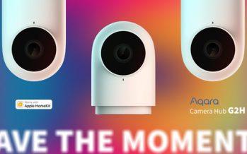 Aqara Launches HomeKit Secure Video Camera Hub G2H on Amazon US