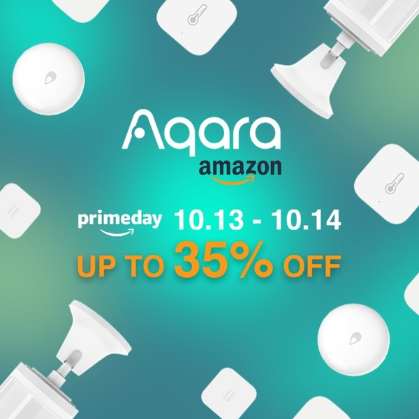 Aqara Prime Day Deals