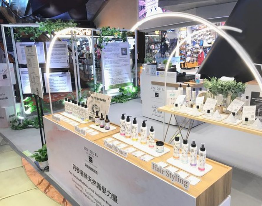 Aura Beauty: Natural Fair Trade Danish Products, Rare Natural Perfumes – Only in Langham Place Pop-up Store