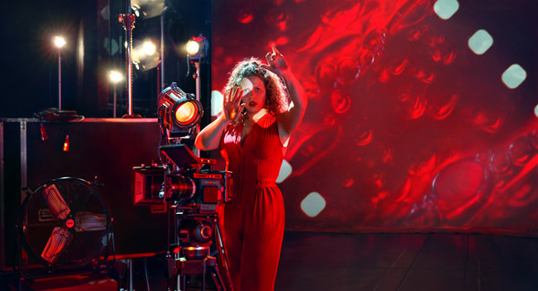 Filmmaker Margot Bowman features in Campari's digital global campaign showing Red Passion come alive in the path to creation