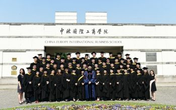 CEIBS Soars to #2 Globally in the Financial Times' 2020 EMBA Ranking