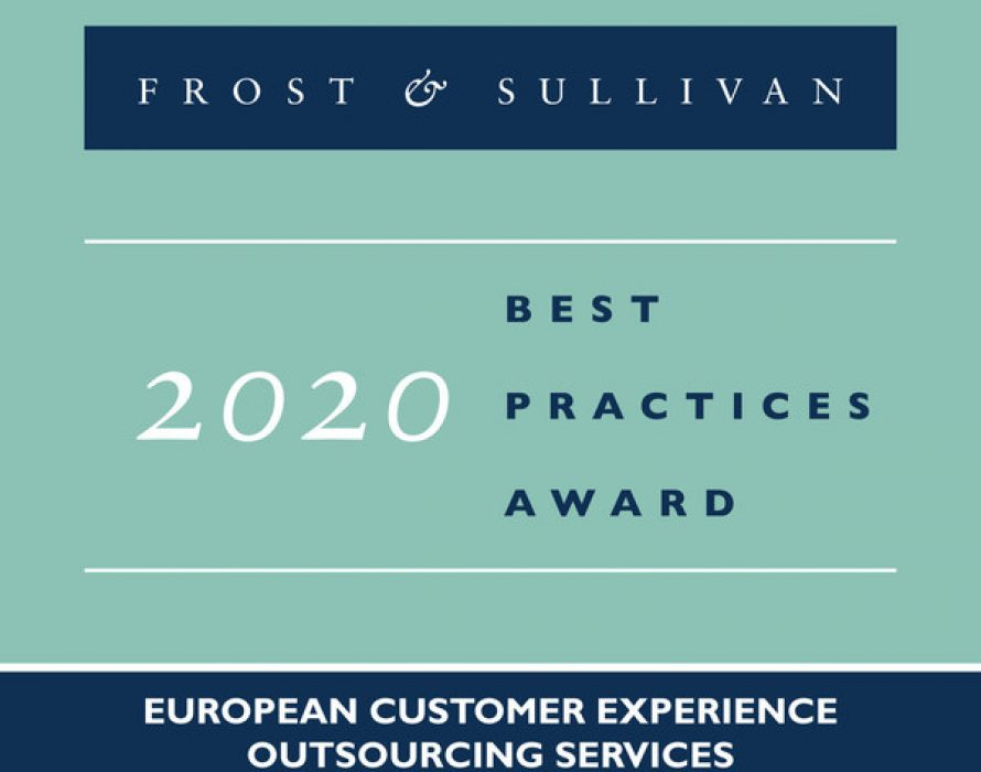 CGS Commended by Frost & Sullivan for its Introduction of Augmented Reality in an Immersive Customer Experience Solution, Teamwork AR(TM)