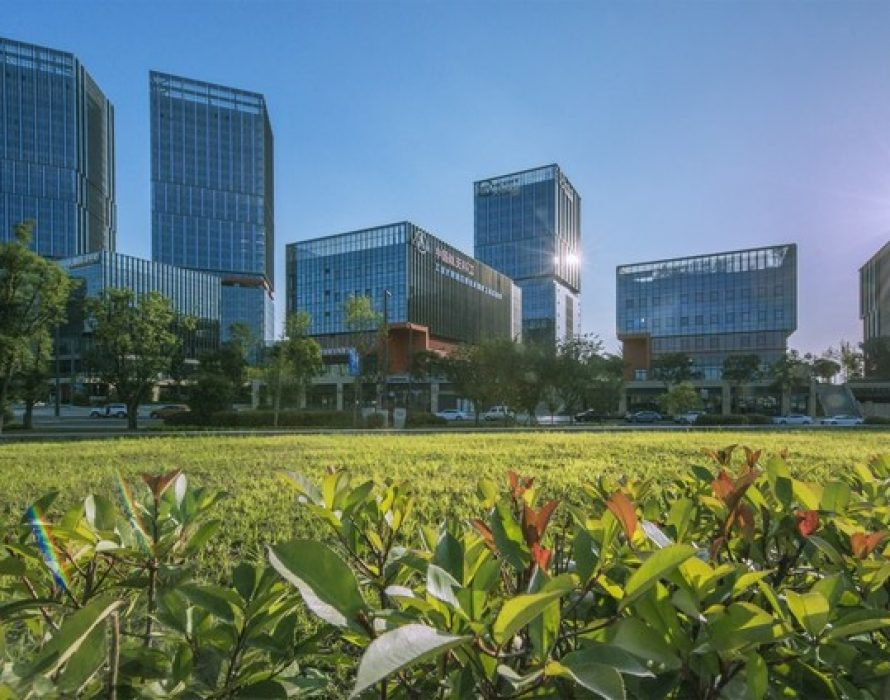 Chengdu Tianfu New Area launches logo design competition