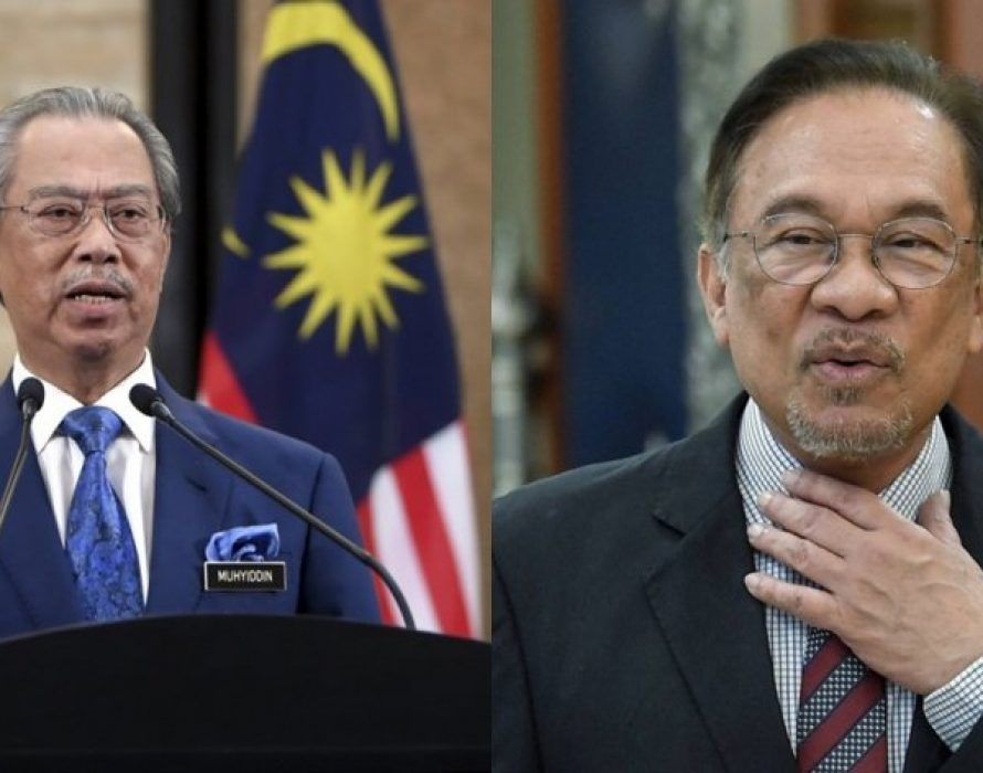 Anwar claims strong majority to the Agong