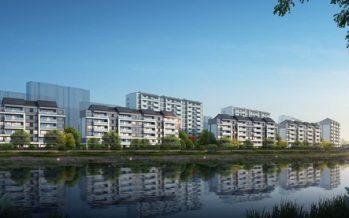 """Dongyuan Suzhou """"Moon Impression"""" won """"Global Best Lake Habitation Award"""""""