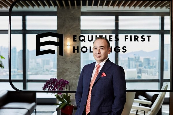 """Equities First Holdings (""""EquitiesFirst"""") today announced the appointment of Gordon Crosbie-Walsh as Chief Executive Officer, Asia with immediate effect."""