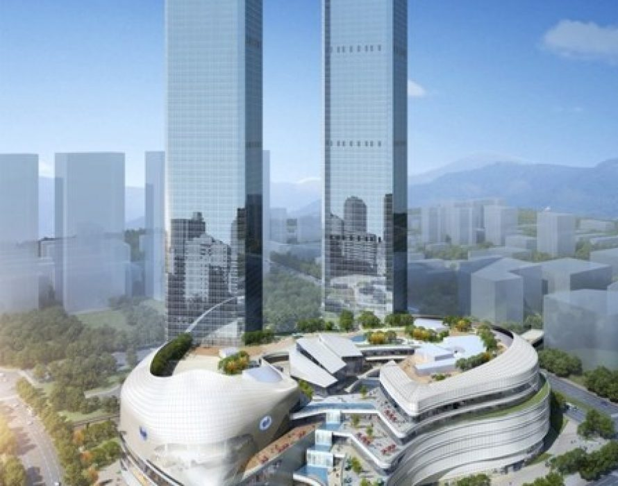 Galeries Lafayette signs an agreement to open a third store in China, in Guiyang's future shopping mall D. Place