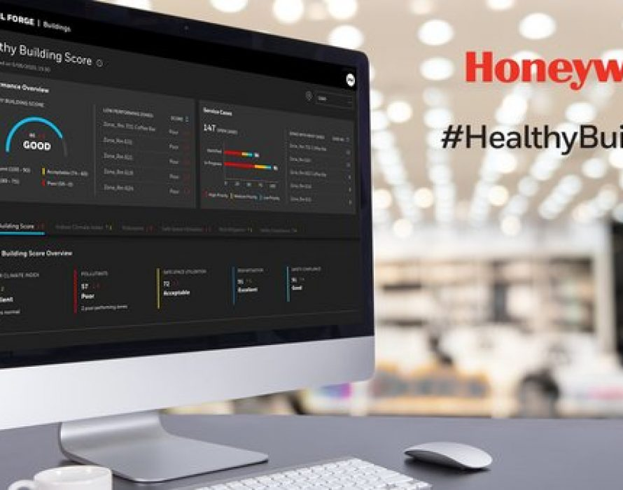 Honeywell Launches Solutions To Help Improve Building Health And Reassure Occupants