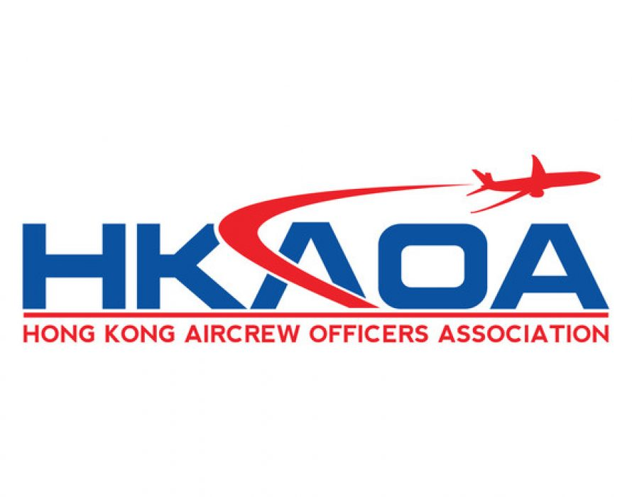 Hong Kong Aircrew Officers Association Calls for Action by Hong Kong Labour Department over Cathay Pacific Restructuring