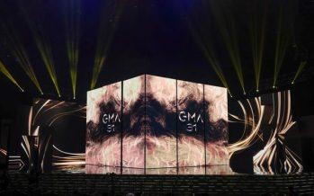 Host Waa Wei Wins First GMA & Wu Qing-Feng Awarded Best Male Vocalist
