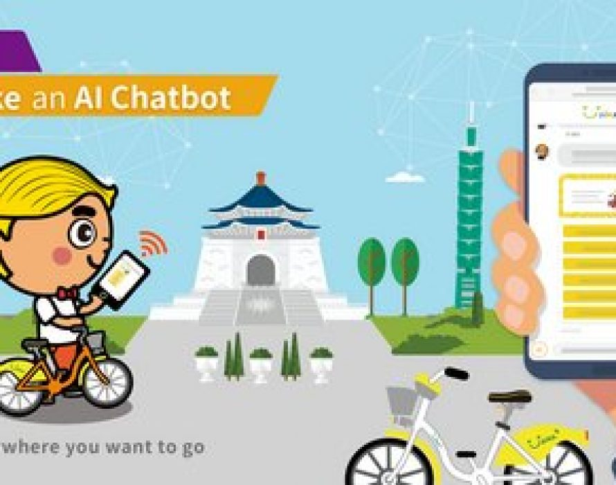 How AI chatbots transform the public transport in Taiwan – YouBike Taiwan is launching its new customer service system using conversational AI technology