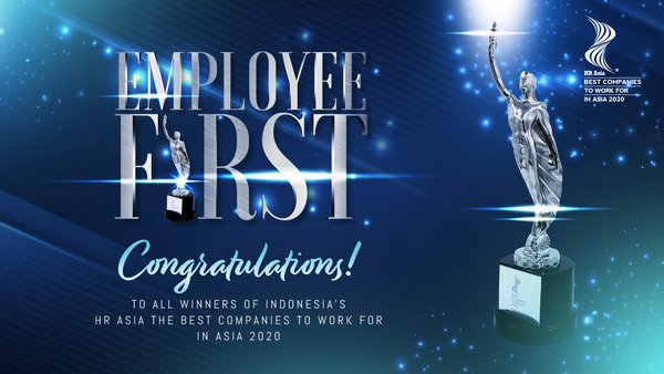 Announcing the winners of the HR Asia Best Companies to Work For in Asia - Indonesia Edition